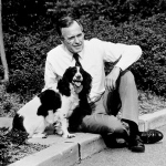 George H. W. Bush: Millie the Springer Spaniel