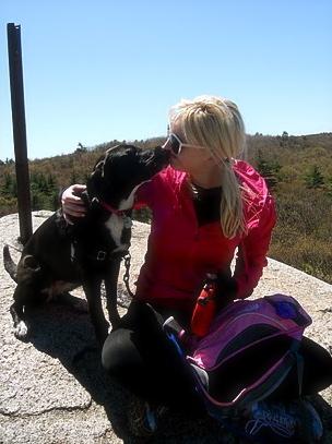 We love hiking!